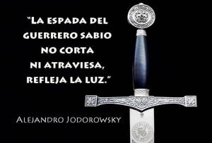 ... Alejandro Jodorowsky, King Arthur, In Spanish, Refleja La, Quotes
