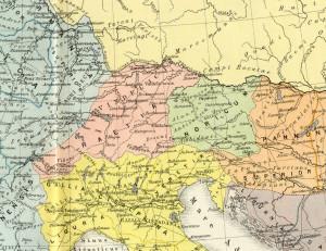 Holy Roman Empire Map...