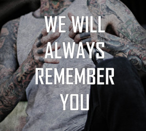 RIP suicide silence mitch lucker