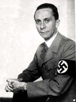 Dr. Paul Joseph Goebbels was born in 29 October 1897...He was the ...