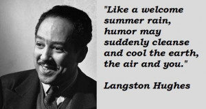 Langston hughes famous quotes 3