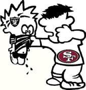 49ers Raider Hater Image