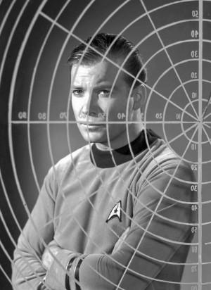 Captain Kirk Star Trek 1966
