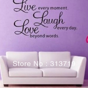 ... -Laugh-Love-Quote-Removable-Art-PVC-Wall-Stickers-Home-Decor-Free.jpg