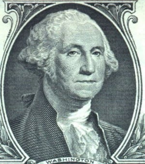 George Washington Quote on Banking