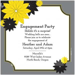 Throw a Unique Surprise Engagement Party