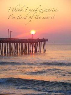 sunset #sunrise #quote