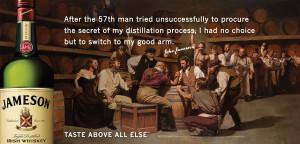 Jameson Whiskey:
