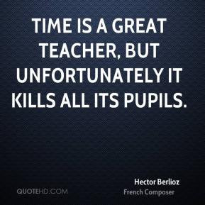 All Its Pupils Time Great