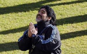 Diego Maradona - Diego Maradona: his best quotes