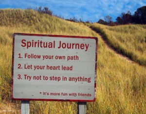 Rules of the Road for Your Spiritual Journey