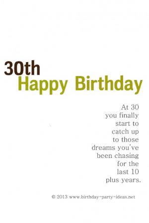 ... birthday poems funny 30th birthday poems funny 30th birthday quote