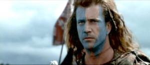 William Wallace - Braveheart