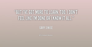 Gary Sinise Quotes