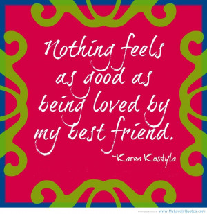 falling in love with your best guy friend Cute Best Friend Quotes ...