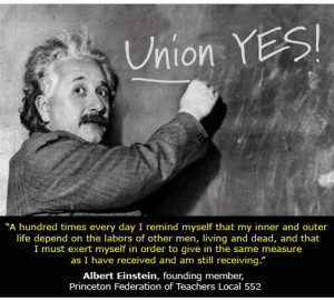 labor day is not union day