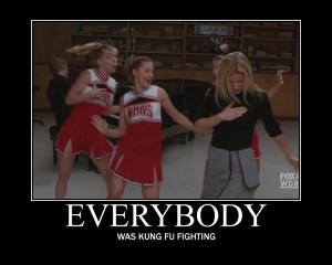 Glee Motivational Poster 2 by adefyerofgravity