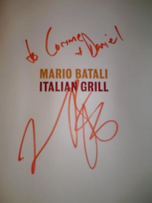Thread: Mario Batali to sign cookbook Thursday in Scottsdale
