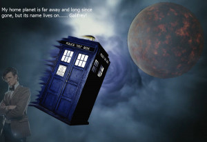 Doctor Who Wallpaper Matt Smith Quotes Matt smith- doctor who by