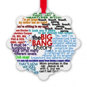Big Bang Gifts > Big Bang Seasonal > Big Bang Quotes Snowflake ...