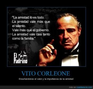el padrino michael corleone