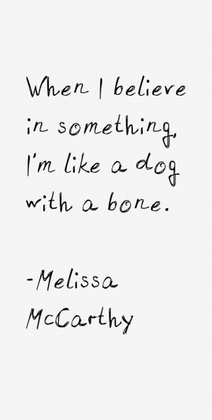 Melissa McCarthy Quotes & Sayings