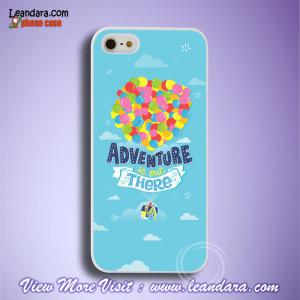 Disney Up Movie Quotes Phone Case for iPhone 6/6plus, iPhone 4/4S/5/5S ...