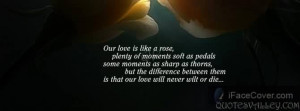 Our Love Is Like Quotes http://www.quotesvalley.com/quotes/love/page/6 ...