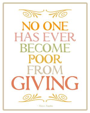 Giving_Quote_FreePrintable_Maya_Angelou