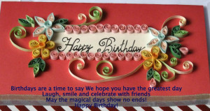 10 Sweet Happy Birthday Wishes for Friends