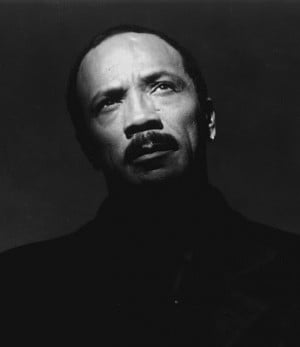 Quincy Jones, founder of VIBE and the iconic producer of Michael ...