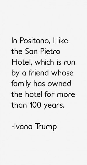 View All Ivana Trump Quotes