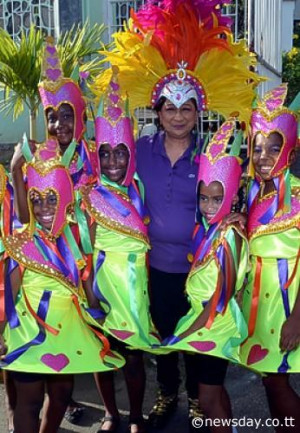 PRIME Minister Kamla Persad-Bissessar yesterday said she took no ...
