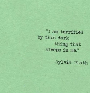 Back to Post :Depression Quotes Sylvia Plath
