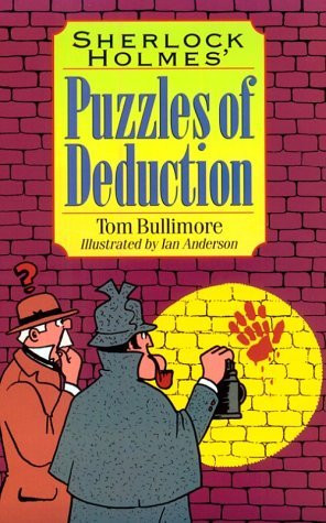 "... marking ""Sherlock Holmes' Puzzles of Deduction"" as Want to Read"