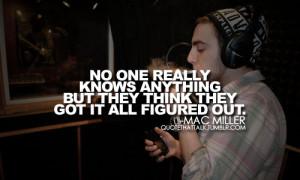 mac miller lyrics quotes tumblr