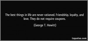Famous Quotes On Loyalty Quotes by other famous authors