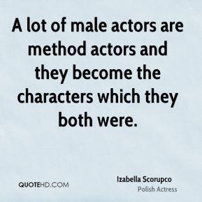 izabella-scorupco-izabella-scorupco-a-lot-of-male-actors-are-method ...