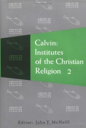 """Start by marking """"Institutes of the Christian Religion, 2 Vols"""" as ..."""