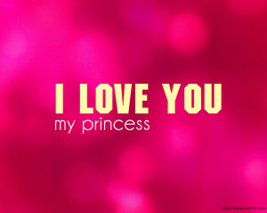 ... you, my princess, love art, cute love art, i love you my princess, my