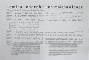 Go Back Gallery For Tristan Tzara Dada Manifesto