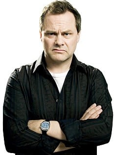 Jack Dee the grump takes over Radio 4's I'm Sorry I Haven't A Clue