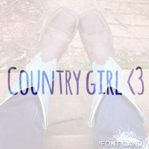 will always be a country girl at heart no matter where life takes me