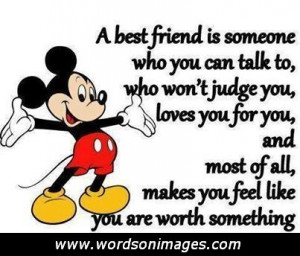Disney friendship quotes