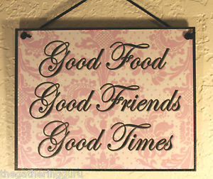 Good Food Sayings