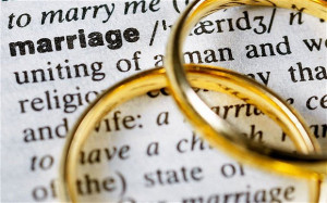 Marriage – let's be clear on the biblical and legal definitions ...