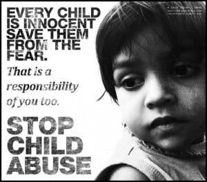 can't ..STOP IT! - stop-child-abuse Photo