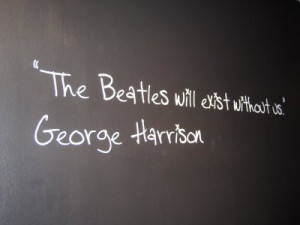 Harrison's post-Beatles career started with the critically acclaimed ...