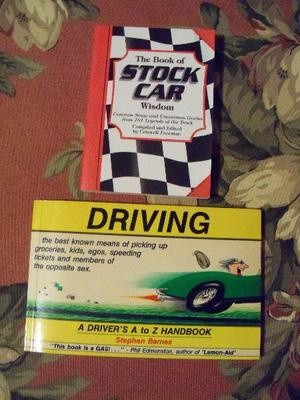 STOCK CAR WISDOM QUOTES FROM MANY DRIVERS PAST AND PRESENT, AND ...