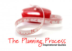 The Planning Process Inspirational Quotes by PrivateLabelArticles